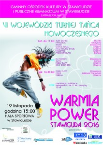 PLAKAT_WARMIA_POWER_2016
