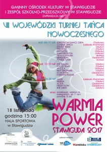 PLAKAT_WARMIA POWER_2017rgb