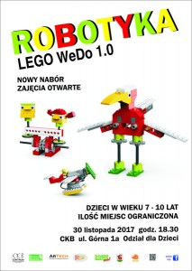 Robotyka Lego We Do