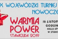WARMIA POWER 2019