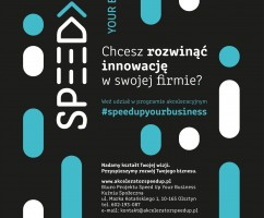 Rusza nabór do projektu Speed Up Your Business